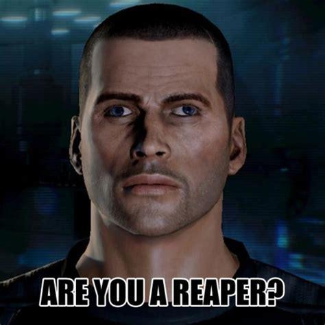 Mass Effect Meme - commander derpard mass effect know your meme