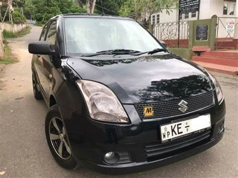 Car Suzuki Swift For Sale Sri Lanka. Suzuki Swift Vxi 2006