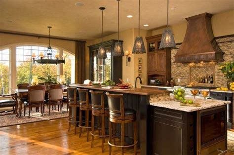beautiful kitchens  tuscan decor housely