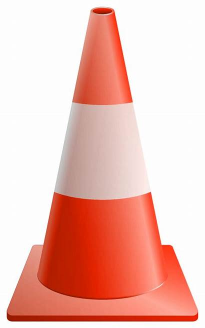 Cone Transparent Vector Pngpix Traffic Clipart Cartoon
