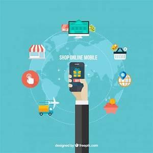 Online Outlet : shop online infographic vector premium download ~ Pilothousefishingboats.com Haus und Dekorationen