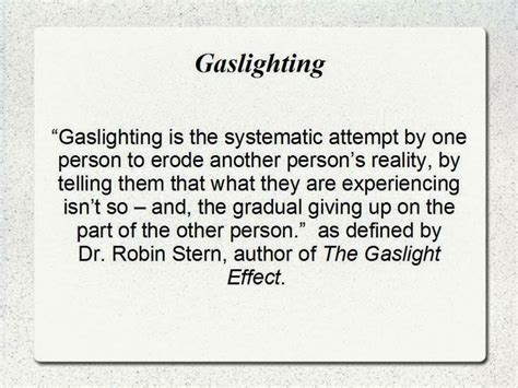 what is gas lighting are you being gaslighted lucky otters