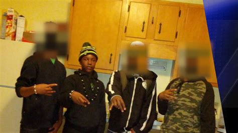 teen murder suspect flashes gang signs erie police