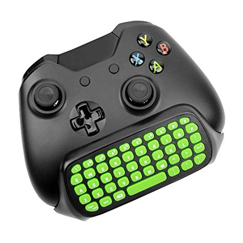 surge xbox one and one s controller keyboard chatpad