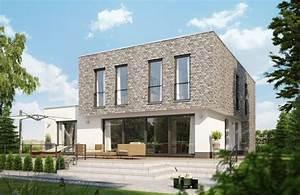 Klinker Preise Qm : bauhaus cubus bauen preise grundrisse im berblick ~ Michelbontemps.com Haus und Dekorationen
