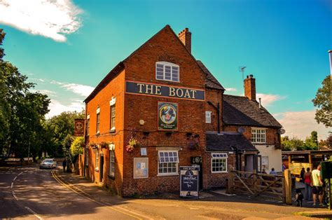 The Boat Inn Penkridge by 2016