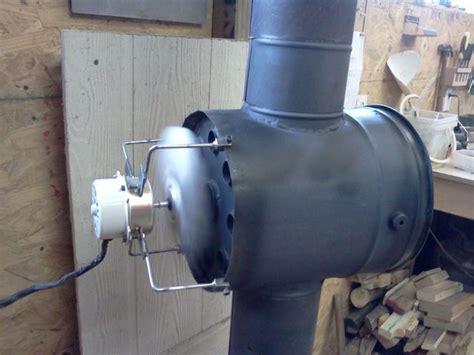 diy woodstove heat exchanger  sufficiency