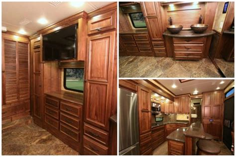 luxury rv trailer