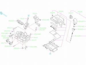 2019 Subaru Forester Automatic Transmission Shift