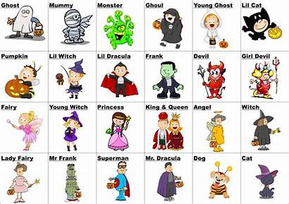 Halloween Characters Flags Fun Gifts