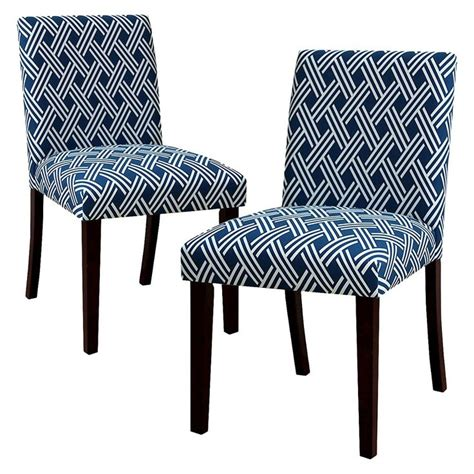 thresholdtm brookline tufted dining chair charcoal uptown crowley dining chair blue set of 2 179 new