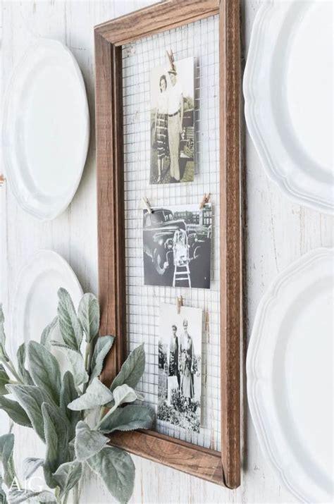 tips  tricks  hanging   frames