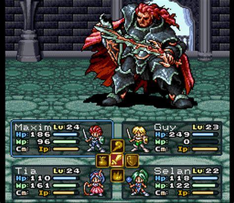 Para algunos en psx, para otros en. What's Your Favorite SNES RPG? - Game Informer