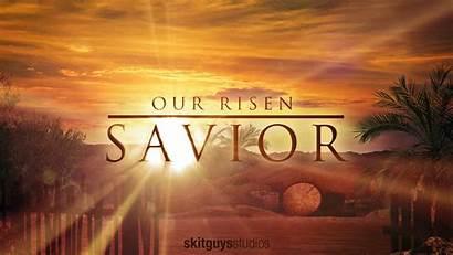 Risen Savior He Guys Extras Skit Jesus
