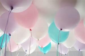 Pastel Balloons | Flickr - Photo Sharing!