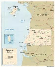 Equatorial Guinea Maps - Perry-Castañeda Map Collection - UT Library ... Equatorial Guinea