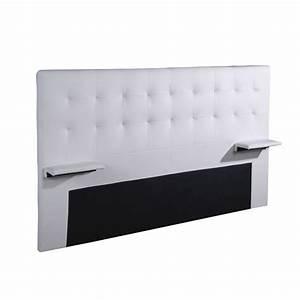 Tete De Lit Avec Tablette : tete de lit avec tablette topiwall ~ Teatrodelosmanantiales.com Idées de Décoration