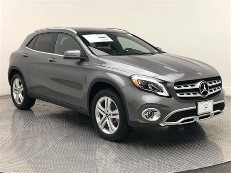 Not only does the gla250 4matic split torque front and rear, it also adds 1.2 inches more ground clearance, which mercedes' lists as 5.3 inches under max load. New 2020 Mercedes-Benz GLA GLA 250 4MATIC® SUV SUV in Chantilly #7200807 | Mercedes-Benz of ...