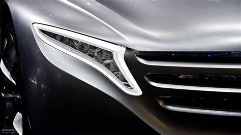 Frankfurt 2018 Mercedes Benz F125 Concept Live Photos