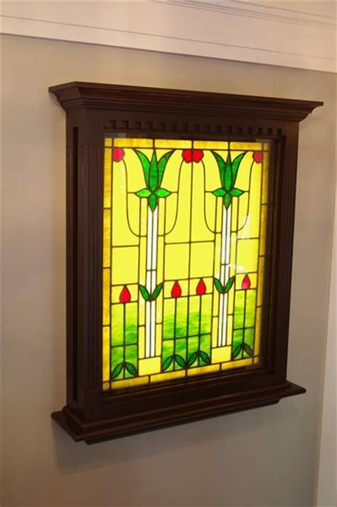 stained glass light box pin by kara jade on house pinterest