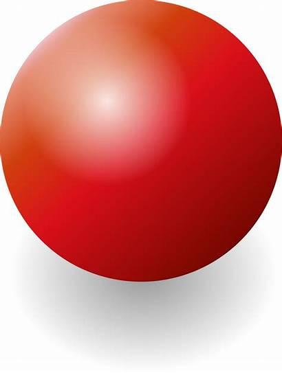 Ball Clip Vector Sphere Svg Clipart Shiny