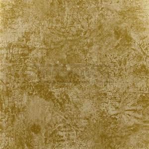 vliestapete mit patina optik in lichtgrau und gold With balkon teppich mit tapeten in gold