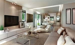 Awesomely stylish urban living rooms for Wonderful meuble sejour design contemporain 15 decoration cuisine turc