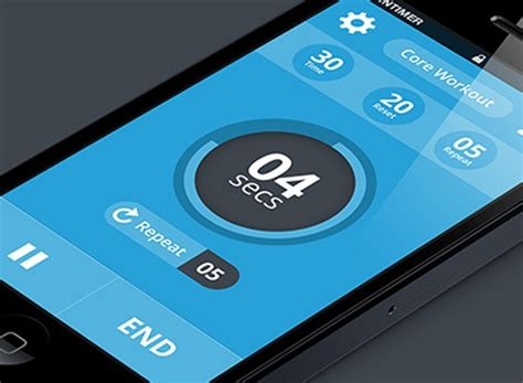 Design App Hacks by Exles Of Mobile Applications With Circular Vibe