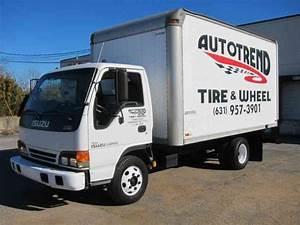 Gmc Npr  2001    Van    Box Trucks