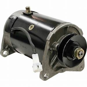 Yamaha Golf Cart Starter Generator For G16  G22  G29 Gas