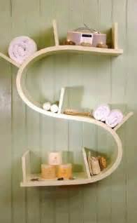 decorating wall shelves ideas 2013 - Bathroom Wall Shelves Ideas