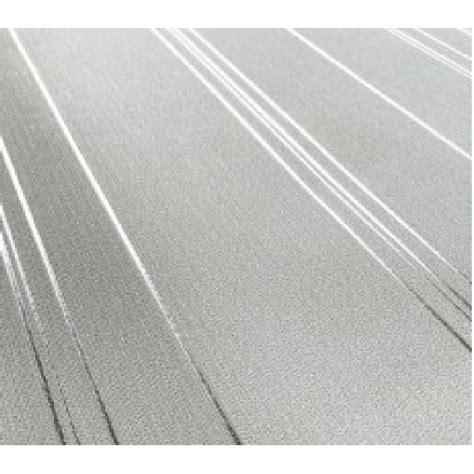 muriva eve grey  silver foil metallic stripe wallpaper