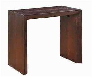 Table Console Extensible Bois : console extensible en table repas extenso deluxe bois wenge 12 couverts ~ Teatrodelosmanantiales.com Idées de Décoration