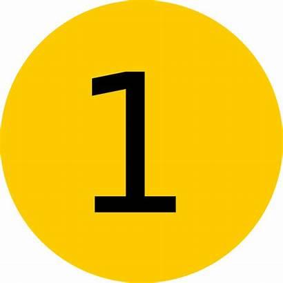 Number Numbers Clipart Clip Vector Clker Deniz
