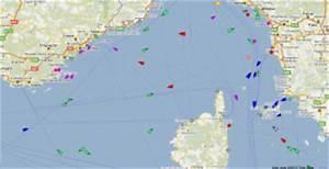 Traffic Temps Reel : carte en temps r el des navires sur marine traffic permis bateau c tier hauturier fluvial ~ Medecine-chirurgie-esthetiques.com Avis de Voitures