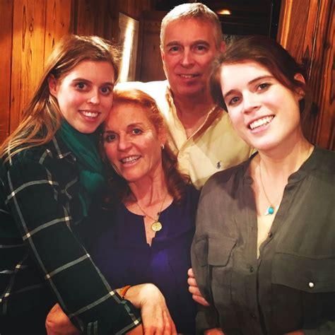 Sarah Ferguson partage une photo de famille rare à l ...
