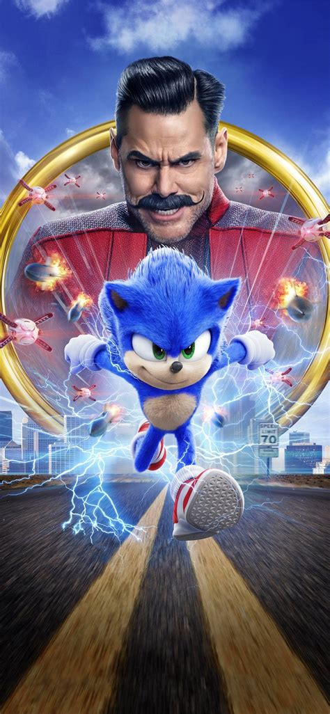 Sonic The Movie Wallpapers - Wallpaper Cave