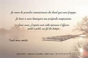 Mettre Une Annonce Gratuite : formule de condol ances simple mod le de lettre ~ Medecine-chirurgie-esthetiques.com Avis de Voitures