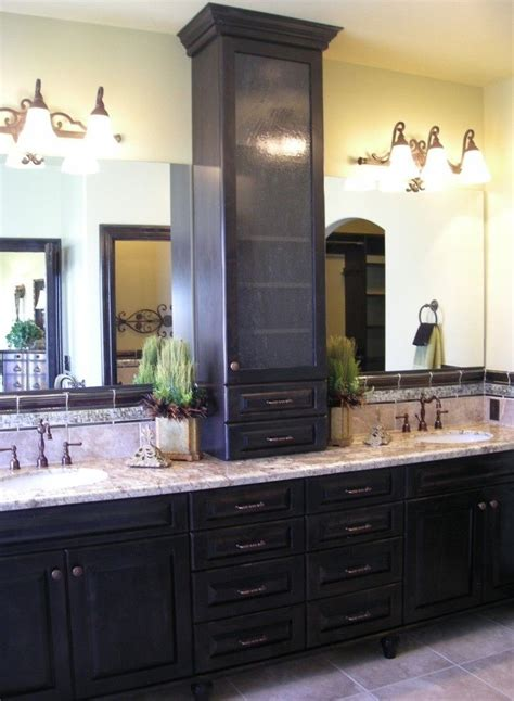 Tower Cabinet Bathroom by Vanity With Tower Cabinet Bathroom Vanities With Tower