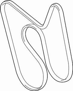 Chevrolet Tahoe Serpentine Belt  Liter  Belts  Drive
