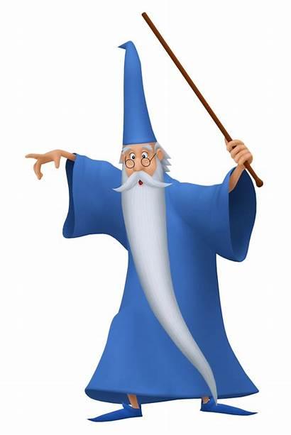 Disney Merlin Magician Sword Stone Arthur King