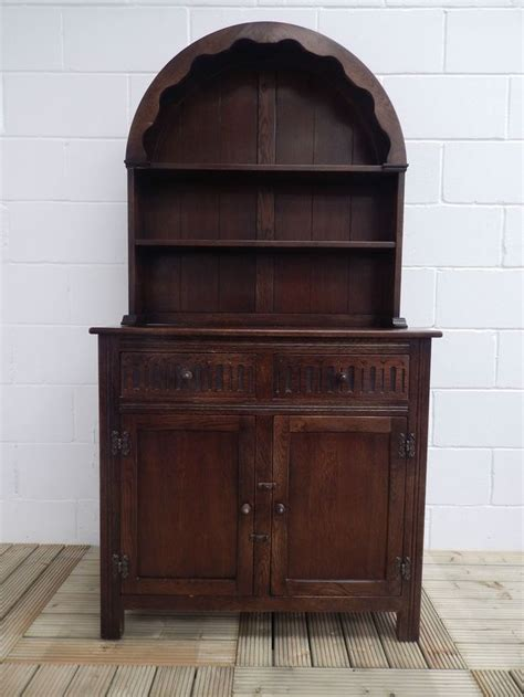 beautiful  priory english welsh dresser solid wood