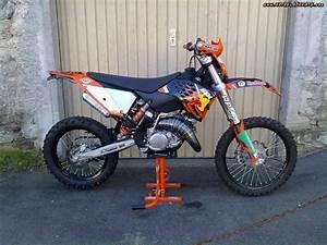 Ktm Exc 125 : 2009 ktm 125 exc moto zombdrive com ~ Medecine-chirurgie-esthetiques.com Avis de Voitures