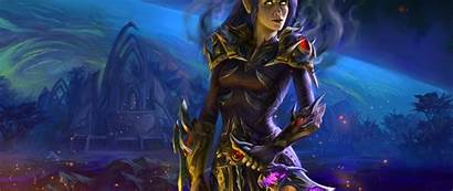 Warcraft Wallpapers Resolution Games Ji 4k Backgrounds