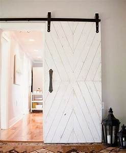White Barn Door Design : The Strength Of White Barn Door