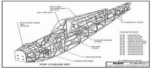 Robin Ultralight  Fuselage Construction