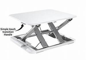 Zeal Desk Eco 27 Manual Adjustable Height Lock Mechanism