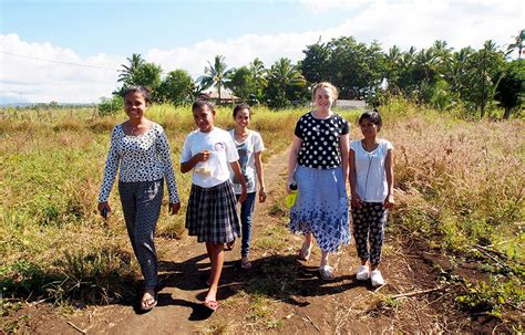 Timor Leste Enriched Through The T Of Giving Mary