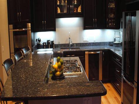 utilizacion de granito en la cocina
