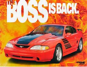 1995, Mustang, -, Gt, -cobra, R